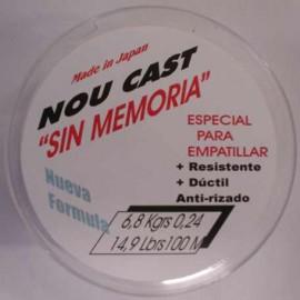SIN MEMORIA NOU CAST 0.35 15KG