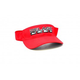 FISH FLAG VISOR