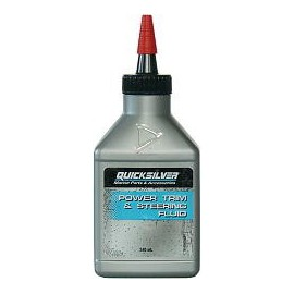 POWER TRIM Y STEERING FLUID