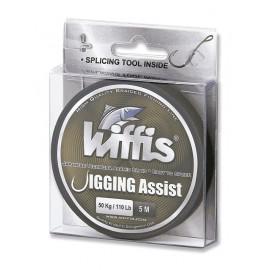 WIFFIS JIGGING ASSIST 5 MTR 110 LB