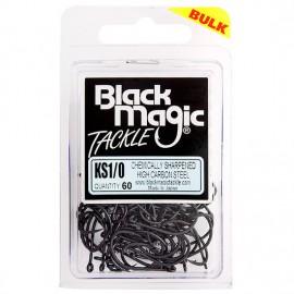 Comprar anzuelos sin montar Black magic Kl3/0