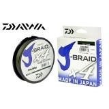DAIWA J-BRAID X4 VERDE 0.15 270 METROS