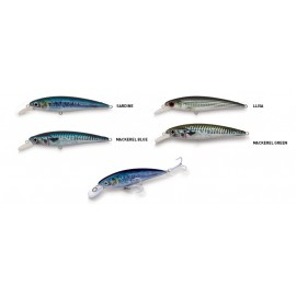 REAL MINNOW MACKEREL BLUE -10CM-14GR