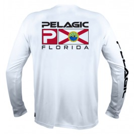 FLORIDA FLAG AQUATEK WHITE TALLA M